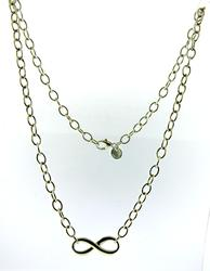 Tiffany & Co Infinity Necklace