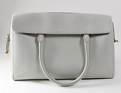 Tiffany & Co Beige Leather Peyton Purse