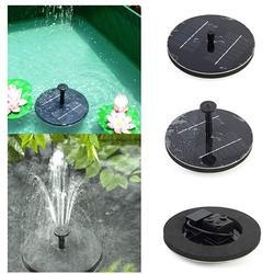 Floating Solar Fountain Pump For Lake Garden