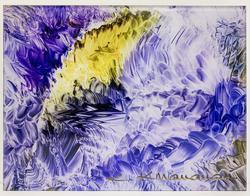 Kamran Khavarani Giclee on Paper with Plexiglass