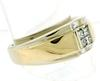 Men's Princess Cut Diamond Ring