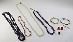 Group Lot of Costume Jewelries