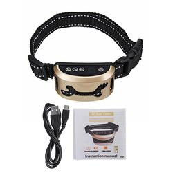 Anti Bark Control Collar 7 Gears Sensitivity Waterproof
