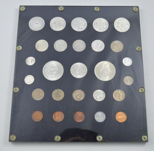 US 20th Century Type Set - 27 Coins | USAuctionBrokers com