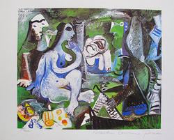 Pablo Picasso, Picnic Group
