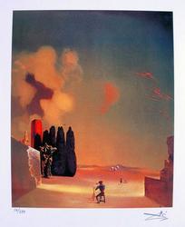 Salvador Dali, Enigmatic Elements