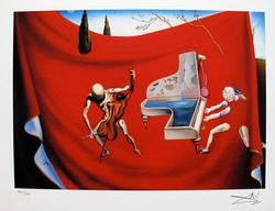 Salvador Dali, Musical Tempest