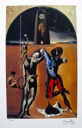 Salvador Dali, Poetry Of America