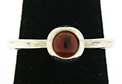 Pandora Garnet Ring