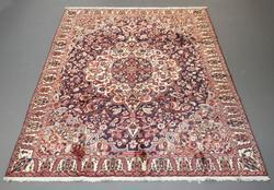 Semi Antique Persian Bakhtiari 9.10x12.3