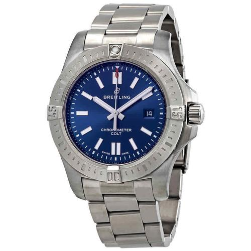 New Breitling Mens Automatic, 44mm, Swiss
