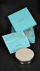 Gorgeous Tiffany & Co. Pewter Jewelry Trinket Box