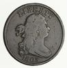 1803 Draped Bust Half Cent - Circulated
