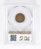 XF40 1864 Indian Head Cent - L On Ribbon - Graded PCGS