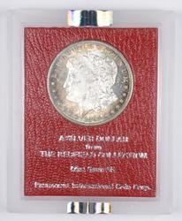 MS63 1892-CC Morgan Silver Dollar - Redfield Hoard - Graded NGC