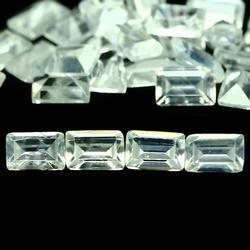 Dazzling 3.22ct diamond white Zircon parcel