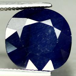15.13ct Royal blue Sapphire from Madagascar