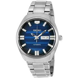 New Mens Seiko Blue Dial Automatic.