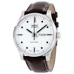 New Mido 80 Hr Reserve Swiss Day/Date Automatic