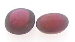 Pair of Natural Rubies 11.12ct