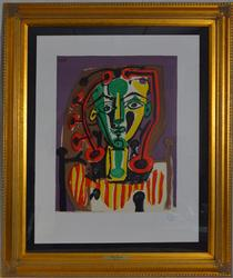 Picasso Collectible Lithograph