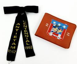 2 Civil War Centennial Souvenir Items