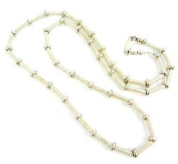 Italian Milor Sterling Necklace, 22 Inches