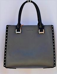 Two tone Designer Style handbag by David Tanner
