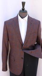 Stylish Wool & Silk fabric Slim Fit Sport Coat