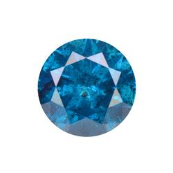 Real top London blue .42ct Diamond solitaire