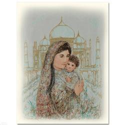 Majesty at the Taj Mahal