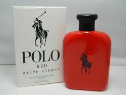 New Mens 4.2oz Polo Red by Ralph Lauren