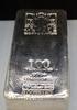 Republic metals 100 oz silver bar