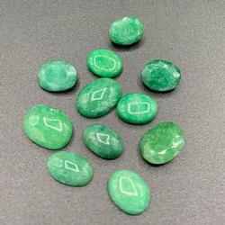 Superb Group Lot of Green Beryl Stones