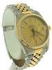 Rolex 2 Tone Datejust 36mm on Jubilee Bracelet Watch