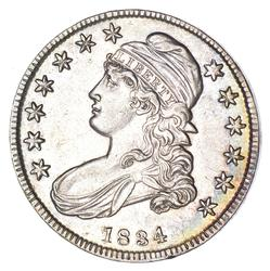 1934 Capped Bust Half Dollar - Circulated
