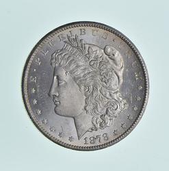 1878-CC Morgan Silver Dollar