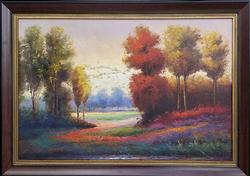 Bright and Beautiful Original by Daniel Moses