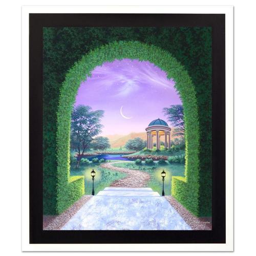 The Garden Doorway