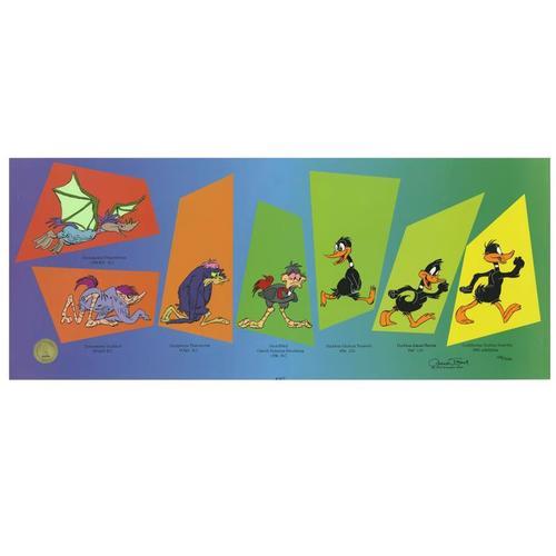 Evolution Of Daffy