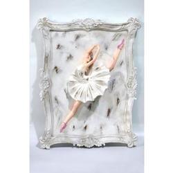 Swan Lake Ballerina Dancer Picture Frame
