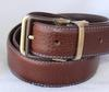 Classy Fine Quality Leather Belt, Made In Italy