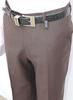 Fine Quality Italian Tailored Brown Color Pants