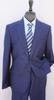 Phenomenal 2-Button Stipe Suit, Made In Italy