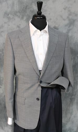 Clearance 2-button Comfort Fit Italian Jacket