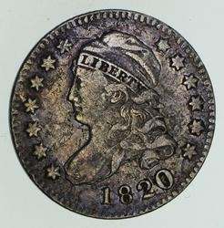 1820 Capped Bust Dime - Circulated