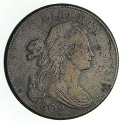1802 Draped Bust Large Cent - Circulated