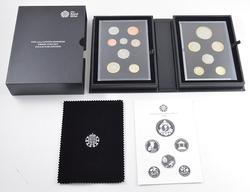 2014 United Kingdom 14 Piece Proof Coin Set - Collector's Edition