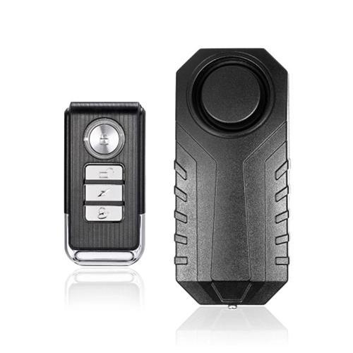 Bicycle Door Vibration Intelligent Anti-theft Alarm