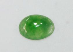 Semi-translucent Natural Jade - 0.78 ct.
